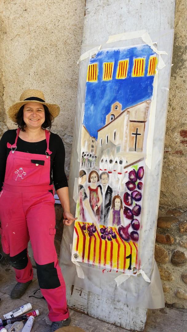 Concours de peinture Toulouges 2017