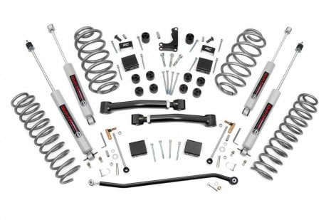 4in Suspension Lift Kit for 99-04 Jeep WJ Grand Cherokee