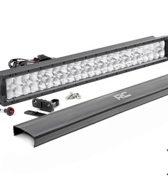 30 inch cree led light bar dual row x5 series  [ 1200 x 800 Pixel ]