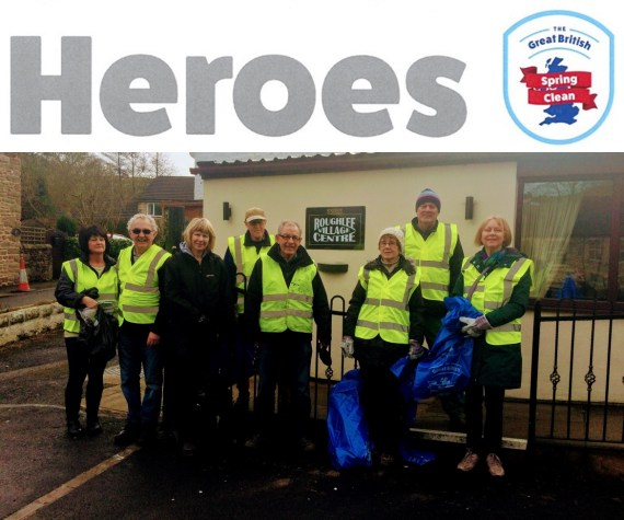 2017 heroes Great British Spring Clean