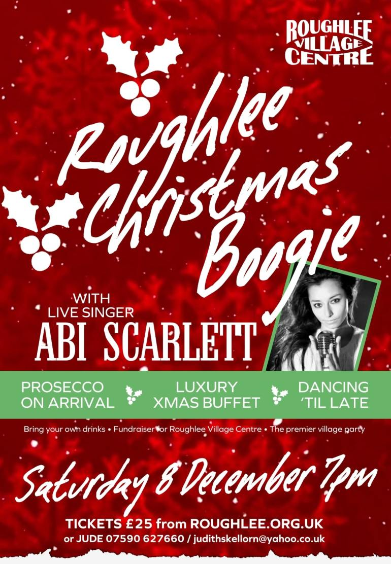 Roughlee Christmas Boogie 2018
