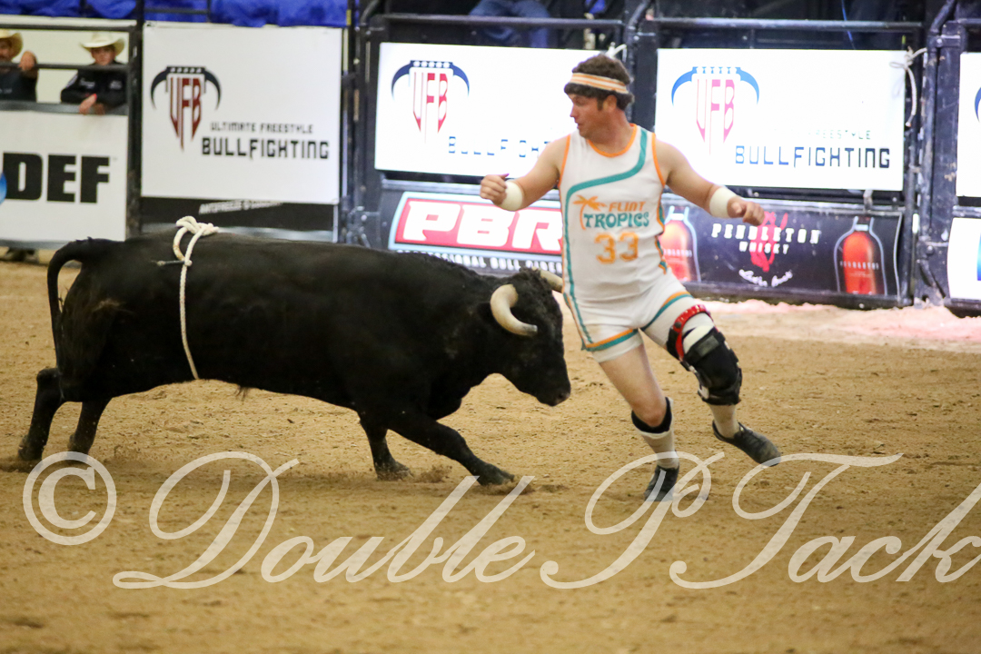 Ultimate Freestyle Bullfighting Round 2
