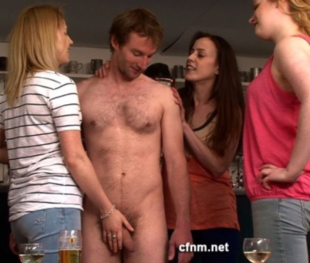 Click Here To Watch Their Whole Video In Hd Quality At Cfnm Clothed Female Nude Male