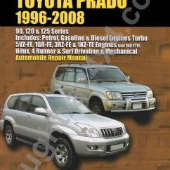 1996 Land Cruiser Wiring Diagram Plc Omron Cp1e 1kz Te 3 0l Engine Repair Manual Roughtrax 4x4