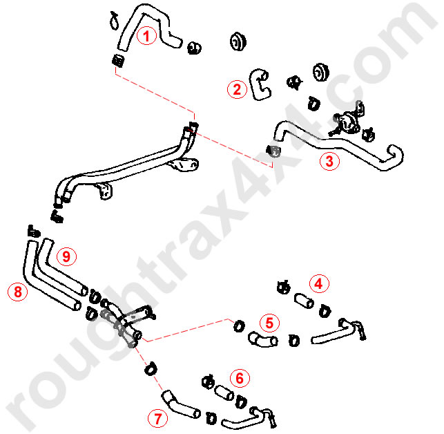 4x4 Suspension Diagram Air Suspension Diagram ~ Elsavadorla