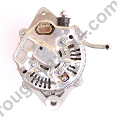 1992 Toyota Hilux Surf Wiring Diagram Blank Template Alternator New Unit Front Mounted Pump Roughtrax 4x4