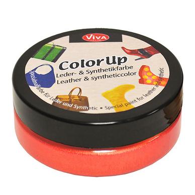 Peinture Pour Cuir Et Matieres Synthetiques Color Up 50 Ml Viva Chez Rougier Ple