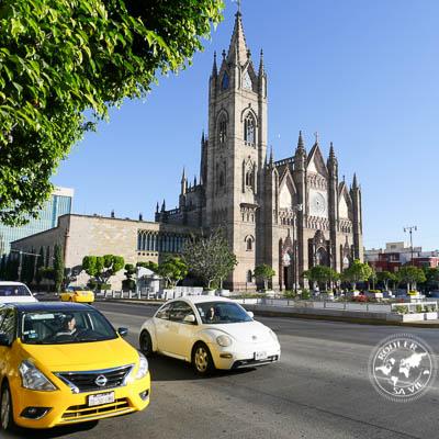 Guadalajara, la cité.