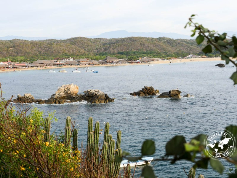 Bahia San Agustin.