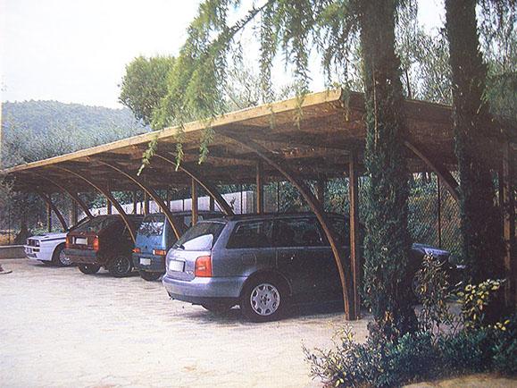 Carport 5 voitures