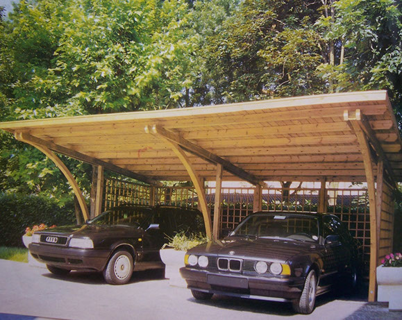 Carport 2 voitures