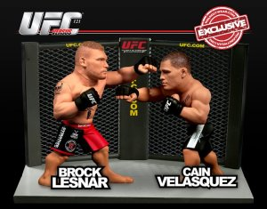 Brock Lesnar Vs Cain Velasquez UFC 121 UFC Versus Series 2 WalkOutWear.com Exclusive