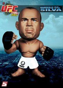 "Wanderlei ""The Axe Murderer"" Silva UFC Titans Series 2 WalkOutWear.com Exclusive"