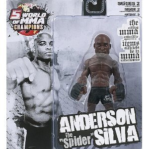 "Anderson ""The Spider"" Silva World Of MMA (WOMMA) Champions Series 2"