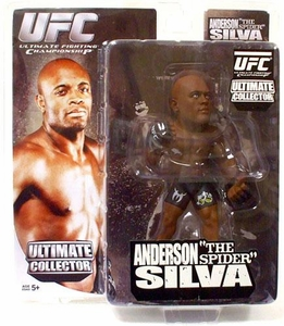 "Anderson ""The Spider"" Silva Ultimate Collector Series 3"