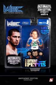 "Anthony ""Showtime"" Pettis Ultimate Collector Series 10 Limited WEC 53 Edition"