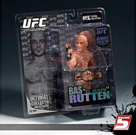 "Bas ""El Guapo"" Rutten Ultimate Collector Series 6 Limited Edition"