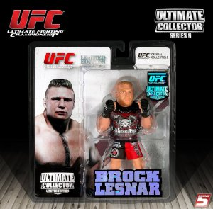 Brock Lesnar Ultimate Collector Series 8 Limited Edition