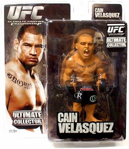 Cain Velasquez Ultimate Collector Series 4