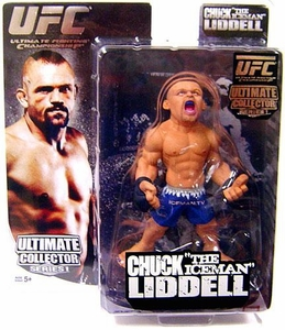 "Chuck ""The Iceman"" Liddell Ultimate Collector Series 1"