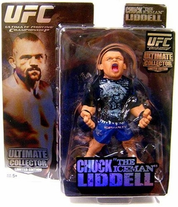"Chuck ""The Iceman"" Liddell Ultimate Collector Series 1 Limited Edition"