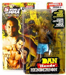 "Dan ""Hendo"" Henderson World Of MMA Champions Series 4"