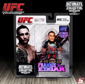 "Frankie ""The Answer"" Edgar Ultimate Collector Series 7 Limited Edition"