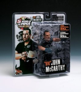 """Big"" John McCarthy World Of MMA (WOMMA) Champions Series 3"