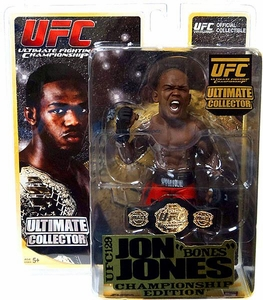 "Jon ""Bones"" Jones Ultimate Collector Series 8 UFC 129 Champions Ship Edition"