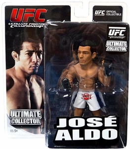"Jose ""Junior"" Aldo Ultimate Collector Series 8"