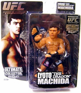 "Lyoto ""The Dragon"" Machida Ultimate Collector Series 1"