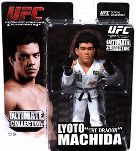 "Lyoto ""The Dragon"" Machida Ultimate Collector Series 10"