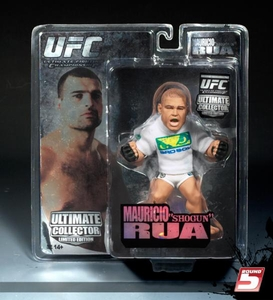 "Mauricio ""Shogun"" Rua Ultimate Collector Series 4 Limited Edition"
