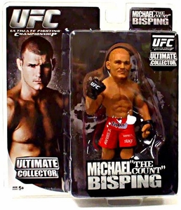 "Michael ""The Count"" Bisping Ultimate Collector Series 2"
