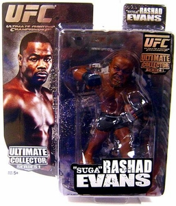 """Suga"" Rashad Evans Ultimate Collector Series 1"
