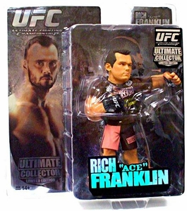 "Rich ""Ace"" Franklin Ultimate Collector Series 3 Limited Edition"