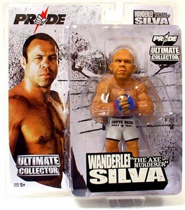 "Wanderlei ""The Axe Murderer"" Silva - Pride Edition Ultimate Collector Series 3 (Chase*)"
