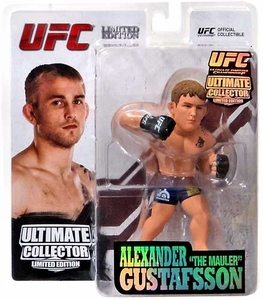 Alexander Gustafsson Ultimate Collector Series 12.5 Limited Edition