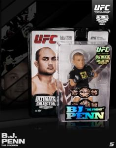 "BJ ""The Prodigy"" Penn Ultimate Collector Series 12 Limited Edition"