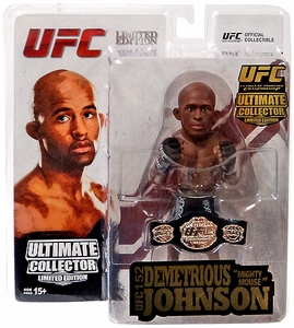 "Demetrious ""Mighty Mouse"" Johnson Ultimate Collector Series 13.5 Limited Edition"