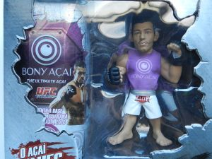 "Jose ""Junior"" Aldo Ultimate Collector Series Bony Acai Exclusive"