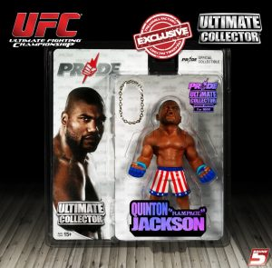 "Quinton ""Rampage"" Jackson Ultimate Collector Series WalkOutWear.com Exclusive Pride Edition"
