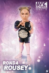 """Rowdy"" Ronda Rousey Ultimate Collector Series 14 UFC 157 Championship Edition"