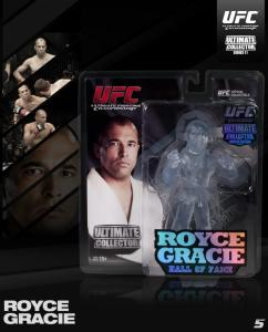 Royce Gracie Ultimate Collector Series 11 Limited Hall of Fame Edition