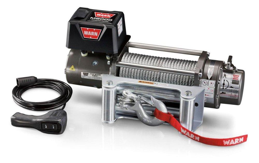 medium resolution of winch warn m6000 wiring