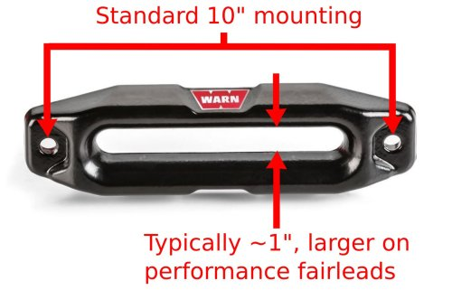 small resolution of warn winch installation