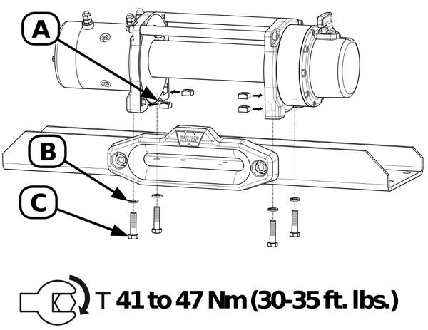 Warn Mx8000 Winch Wiring Schematic : 34 Wiring Diagram