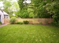 Picket Fences - Round Hill Fence