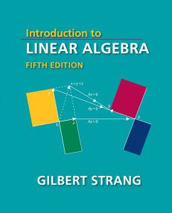 Text Book - Introduction to Linear Algebra