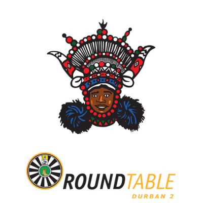 Round Table of Durban No. 2 Pages Logo